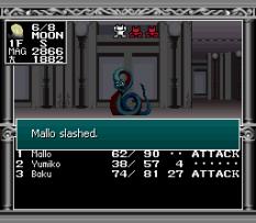 Kyuuyaku Megami Tensei SNES 077