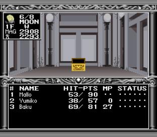 Kyuuyaku Megami Tensei SNES 078