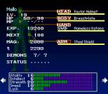 Kyuuyaku Megami Tensei SNES 079
