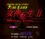 Kyuuyaku Megami Tensei SNES 094