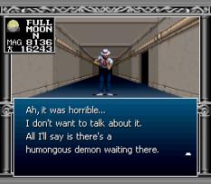 Kyuuyaku Megami Tensei SNES 231