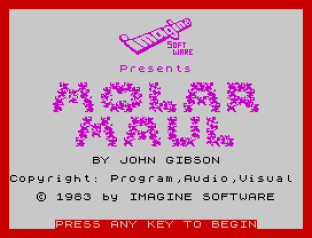 Molar Maul ZX Spectrum 01