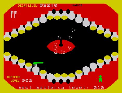 Molar Maul ZX Spectrum 48