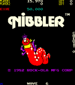 Nibbler Arcade 01