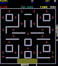 Nibbler Arcade 04
