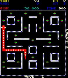 Nibbler Arcade 05