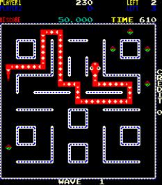 Nibbler Arcade 07