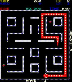 Nibbler Arcade 08