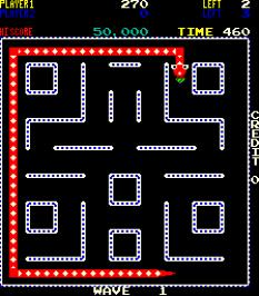 Nibbler Arcade 09