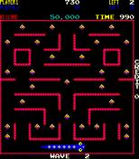 Nibbler Arcade 10