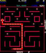 Nibbler Arcade 12