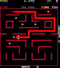 Nibbler Arcade 13