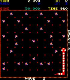 Nibbler Arcade 15