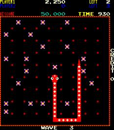 Nibbler Arcade 16