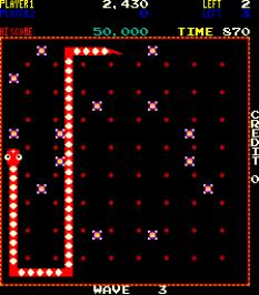 Nibbler Arcade 17