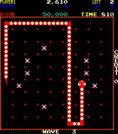 Nibbler Arcade 18
