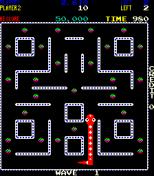 Nibbler Arcade 21