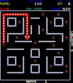 Nibbler Arcade 22