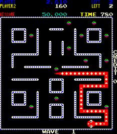 Nibbler Arcade 23