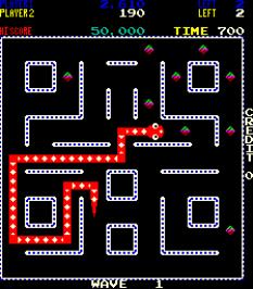 Nibbler Arcade 24