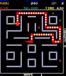 Nibbler Arcade 25