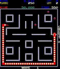 Nibbler Arcade 26