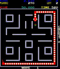Nibbler Arcade 27