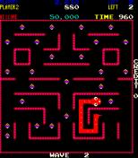 Nibbler Arcade 28