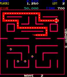 Nibbler Arcade 31