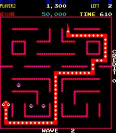 Nibbler Arcade 32