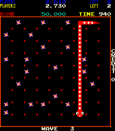 Nibbler Arcade 33