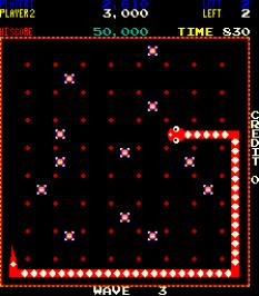 Nibbler Arcade 34