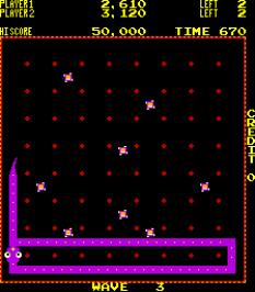 Nibbler Arcade 36