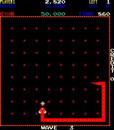 Nibbler Arcade 40