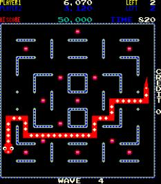 Nibbler Arcade 42