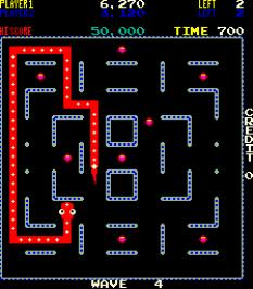 Nibbler Arcade 43