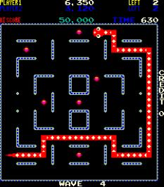 Nibbler Arcade 44
