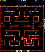 Nibbler Arcade 46