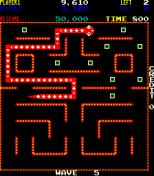 Nibbler Arcade 47
