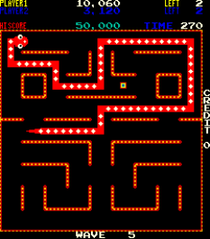 Nibbler Arcade 49
