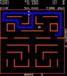 Nibbler Arcade 50