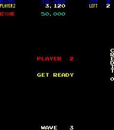 Nibbler Arcade 51