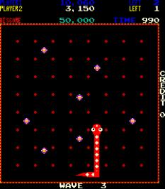 Nibbler Arcade 52