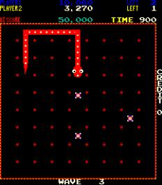 Nibbler Arcade 53