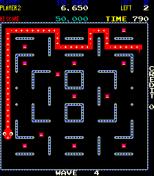 Nibbler Arcade 55