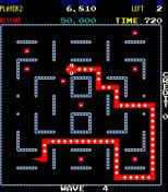 Nibbler Arcade 56