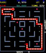 Nibbler Arcade 57
