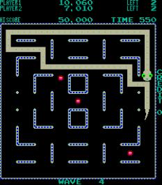 Nibbler Arcade 58