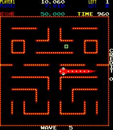 Nibbler Arcade 60