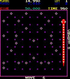 Nibbler Arcade 61
